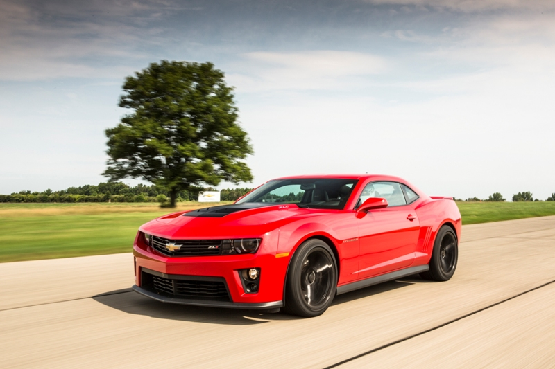 2014 Chevrolet Camaro ZL1 (GM)