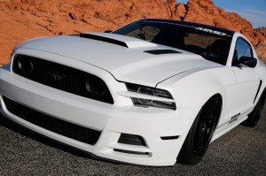 The custom 2014 Mustang GT—Project MMD.