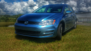 The 2015 VW Golf TSI (photo: Greg Engle)