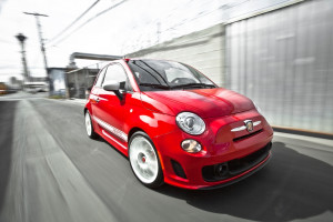 The 2014 Fiat 500c Abarth. (VW)