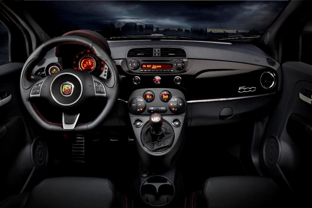 The 2014 Fiat 500c Abarth (Fiat)