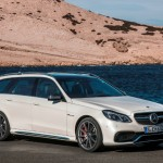 2. 2014 Mercedes E63 AMG S-Model 4Matic Wagon