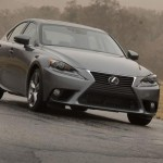 7. 2015 Lexus IS 350
