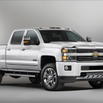 9. 2015 Chevy Silverado High Country