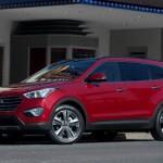 10. 2014 Hyundai Santa Fe