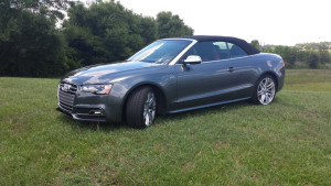 The 2015 Audi S5 Cabriolet (Greg Engle)