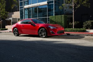 The 2015 Scion FR-S (Toyota)