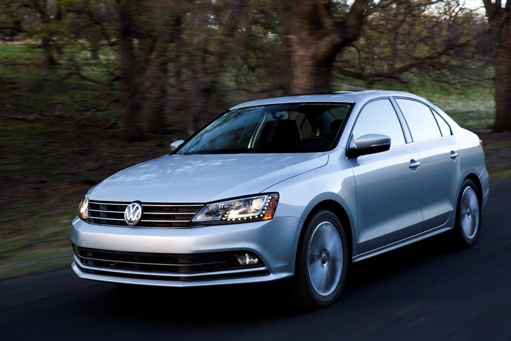 The 2015 VW Jetta (VW)