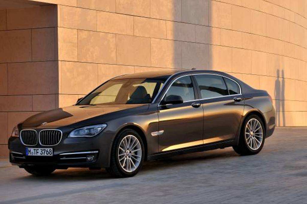 The 2015 BMW 740Ld xDrive (BMW)