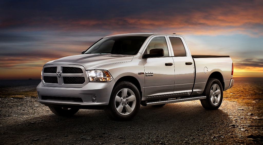 The 2015 Ram 1500 Laramie Crew Cab (Dodge)
