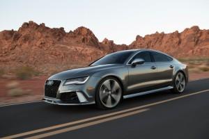 The 2015 Audi RS7 (Audi)