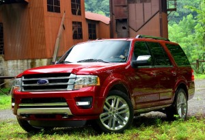 The 2015 Ford Expedition (Ford)