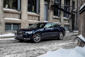 The 2015 Chrysler 300C Platinum. (FCA)
