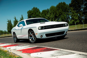 The 2015 Dodge Challenger SXT Plus. (FCA)