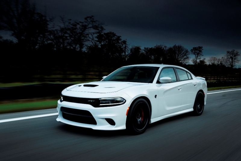 The 2015 Dodge Charger R/T (FCA)