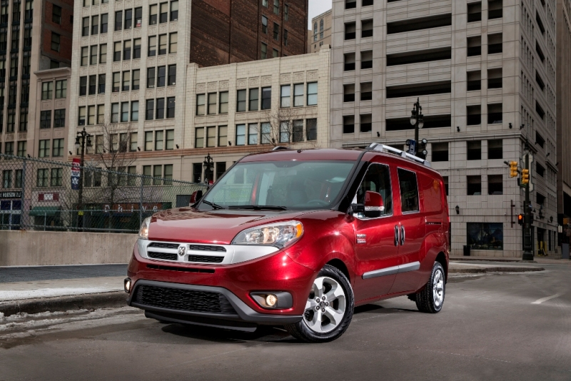 The 2015 Ram ProMaster City (Dodge)