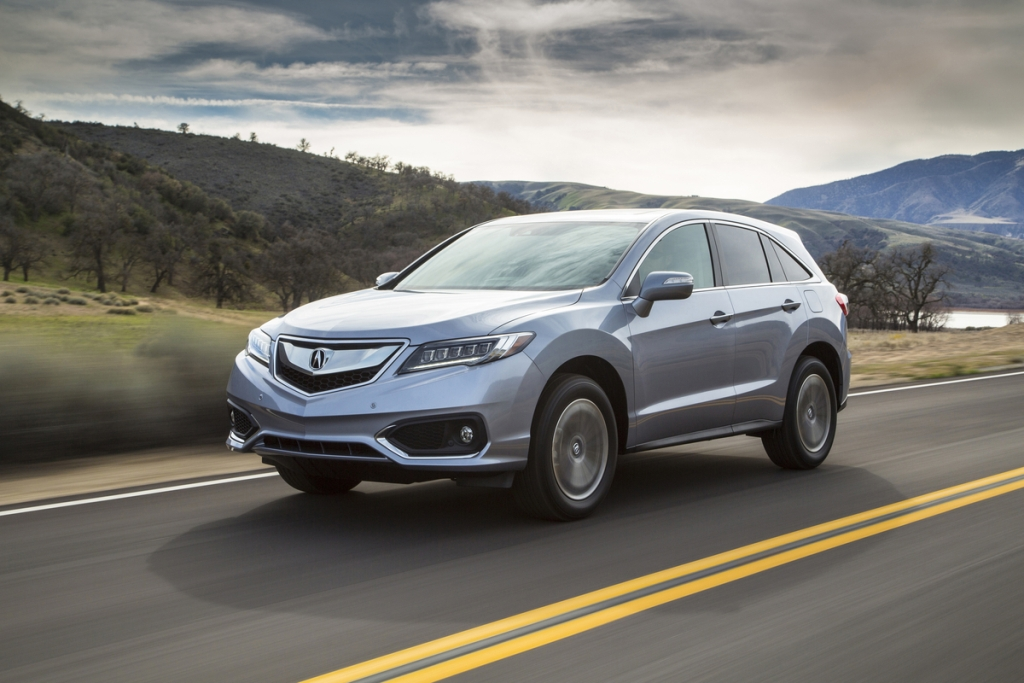The 2016 Acura RDX (Acura)
