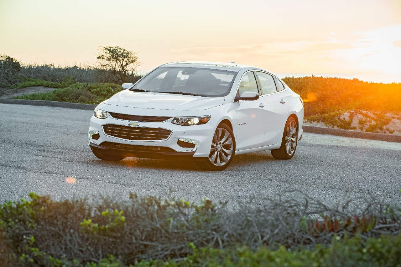 First Drive Review 2016 Chevrolet Malibu Hybrid Keeping