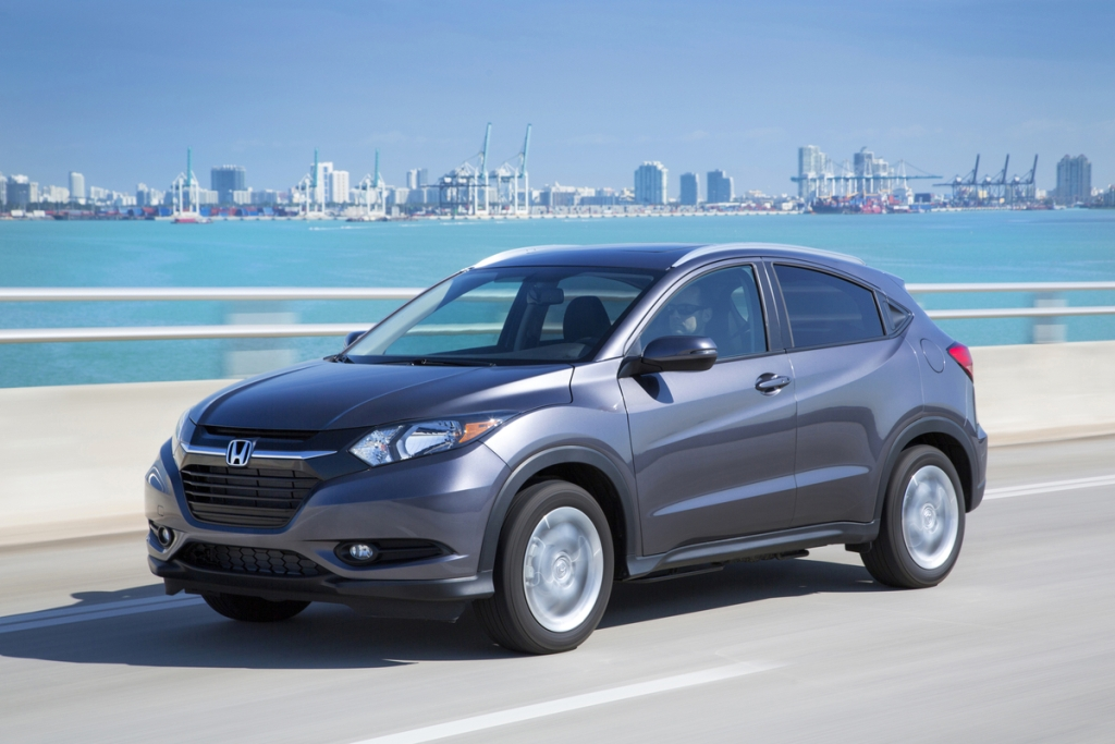 The 2016 Honda HR-V (Honda)