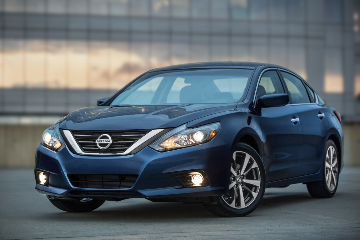 The 2016 Altima 2.5 SL (Nissan)