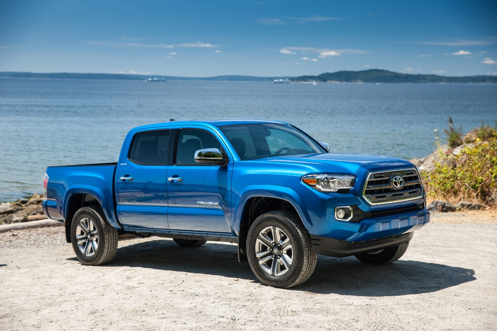The 2016 Toyota Tacoma Limited (Toyota)