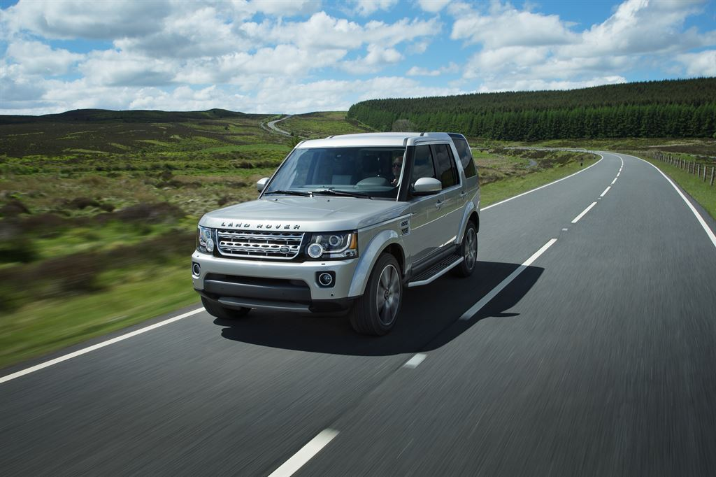 The 2016 Land Rover