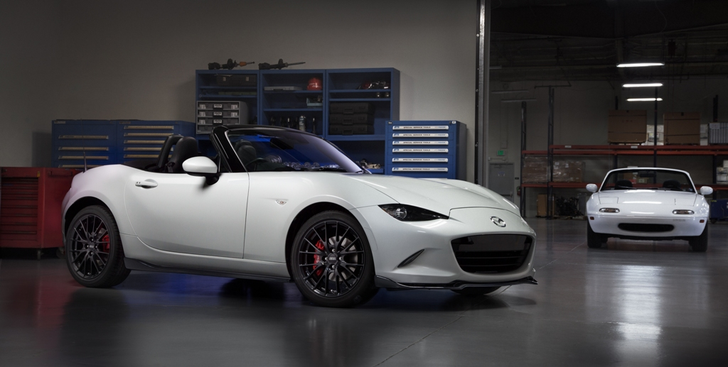 The 2016 Mazda MX-5 Miata Club