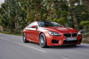 The 2016 BMW M6 (BMW)