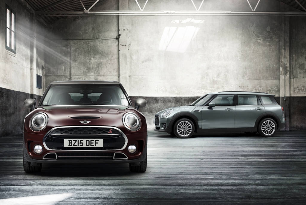 The 2016 Mini Cooper S Clubman (BMW)