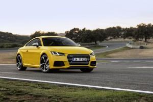 The 2016 Audi TTS (Audi)