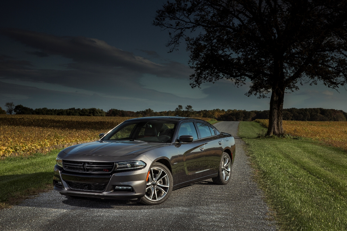 The 2016 Dodge Charger R/T  (FCA)
