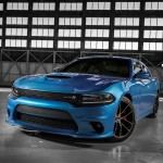 The 2016 Dodge Charger  (FCA)