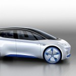 The VW I.D electric car (VW)