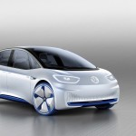 The VW I.D electric car (VW
