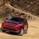 The 2016 Jeep Cherokee Overland (FCA)