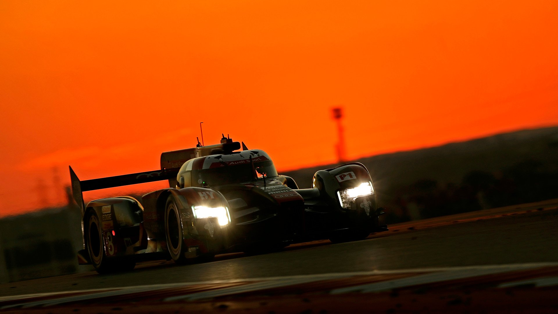 Audi finished second in the WEC round at Austin. (Audi)