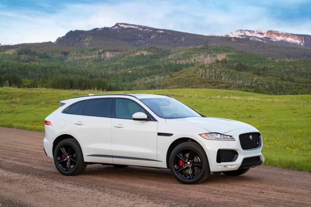The Jaguar F-Pace (Jaguar)