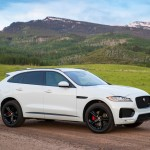 The Jaguar F-Pace (Jaguar)