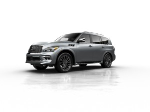 The 2016 Infiniti QX80 Limited (Infiniti)
