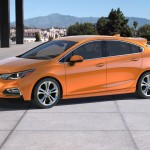The 2017 Chevrolet Cruze Hatchback (GM)