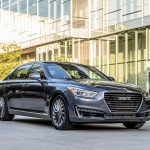 The 2017 Genesis G90 (Hyundai)