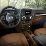 The 2016 Jeep Wrangler (FCA)