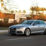The 2017 Audi A4 (Audi)