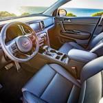 2017 Sportage SX Turbo (Kia)