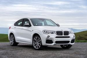 The 2017 BMW X4 M40i (BMW)