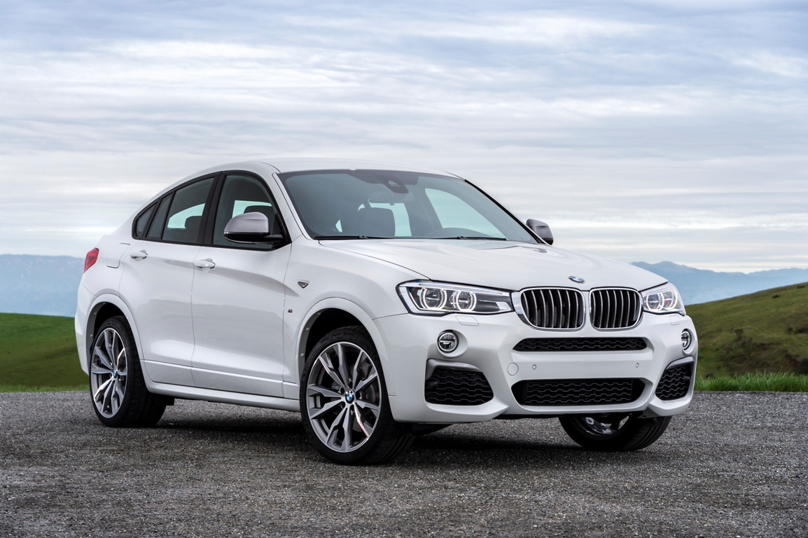The 2017 Bmw X4 M40i Is The Cure For Road Rage Caraganza