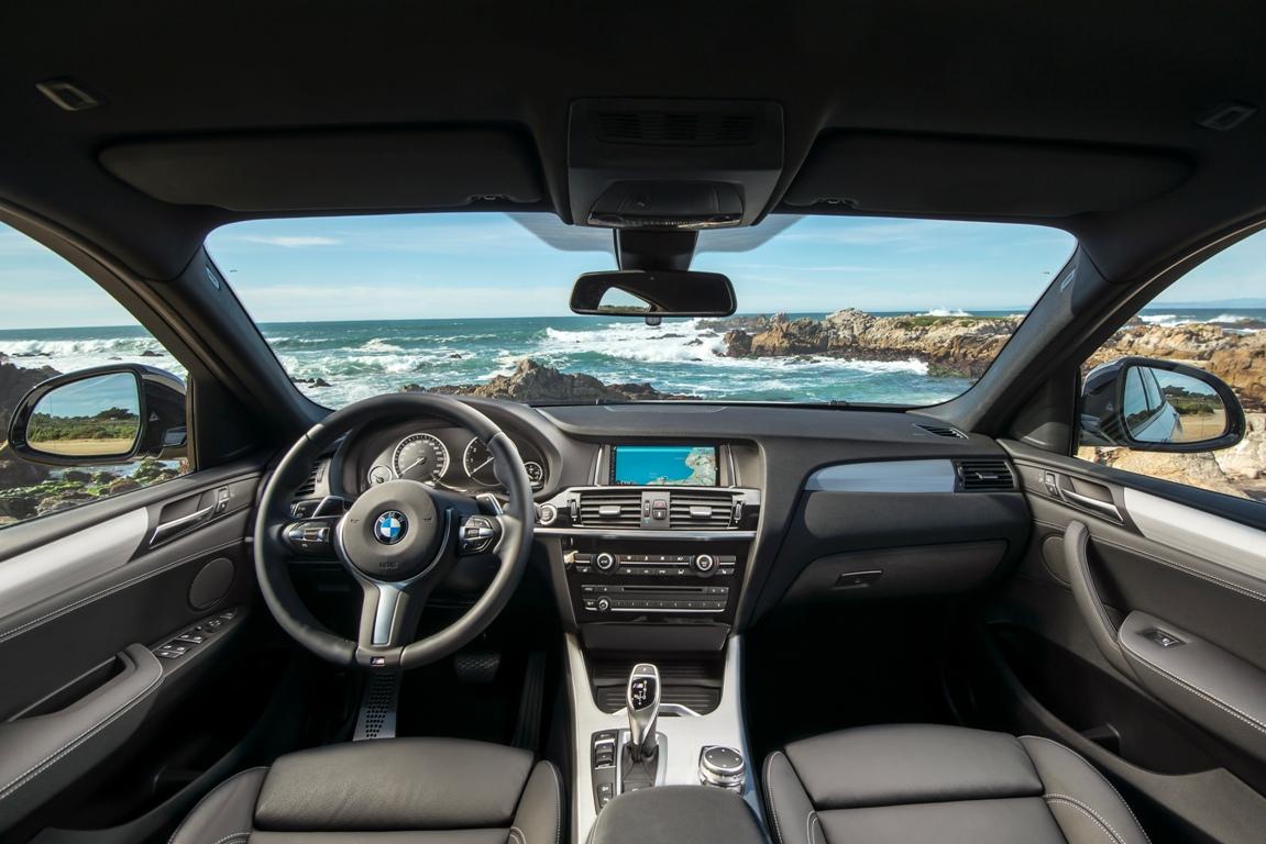 The 2017 BMW X4 M40i. (BMW)