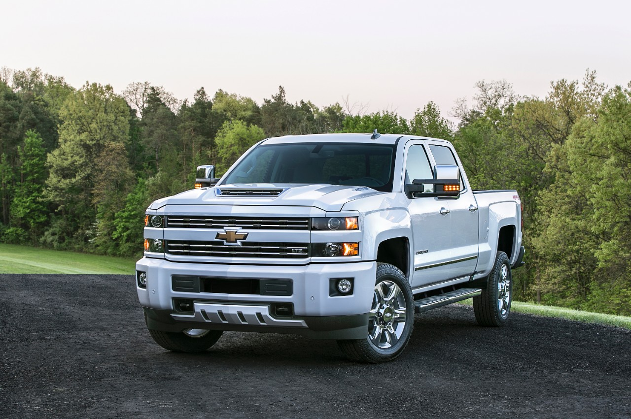 Review The 2017 Chevrolet Silverado 2500 High Country Is A