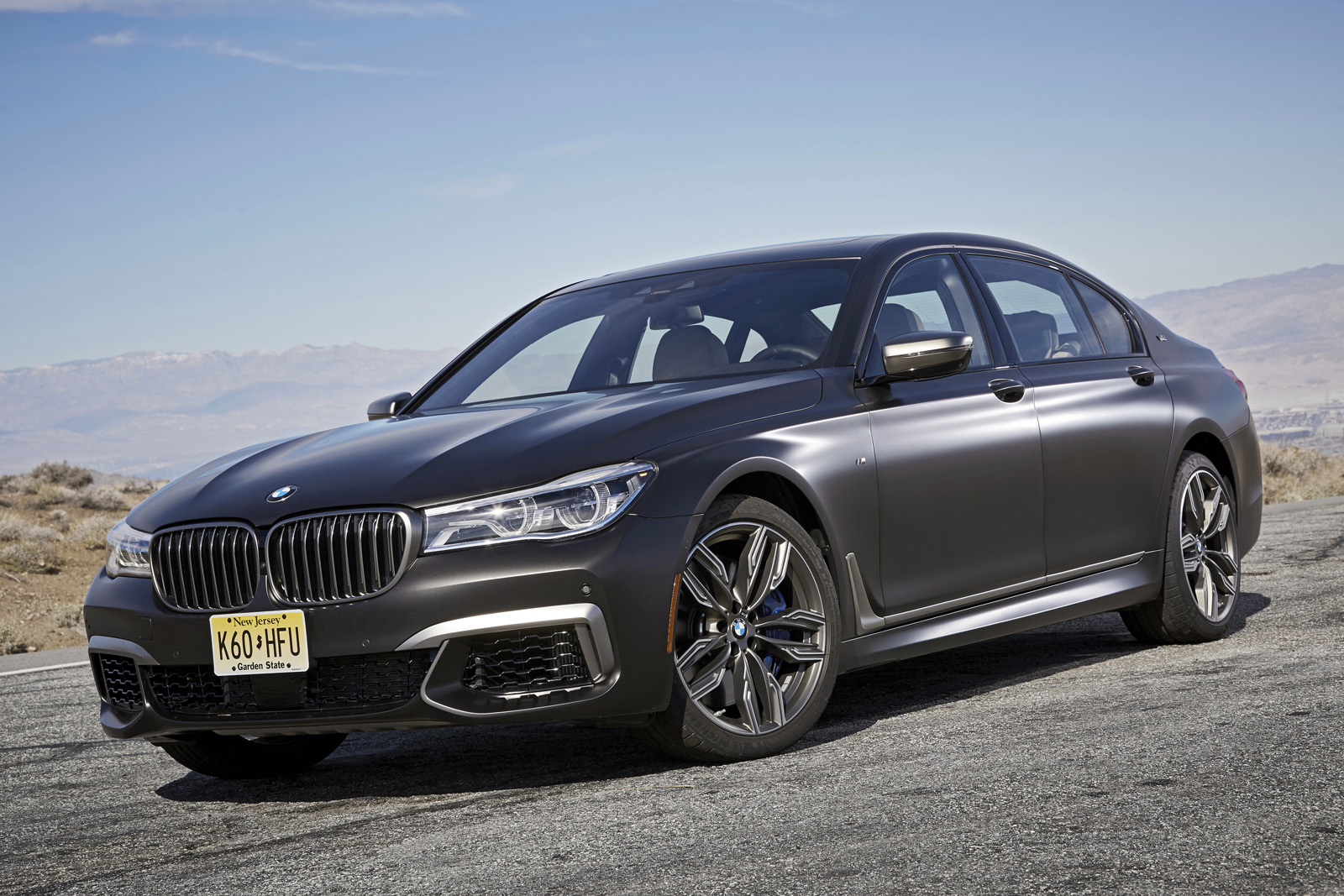 Caraganza Review 2017 BMW 760i XDrive Not Just Another Brick In