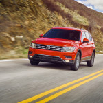 The 2018 VW Tiguan (VW)